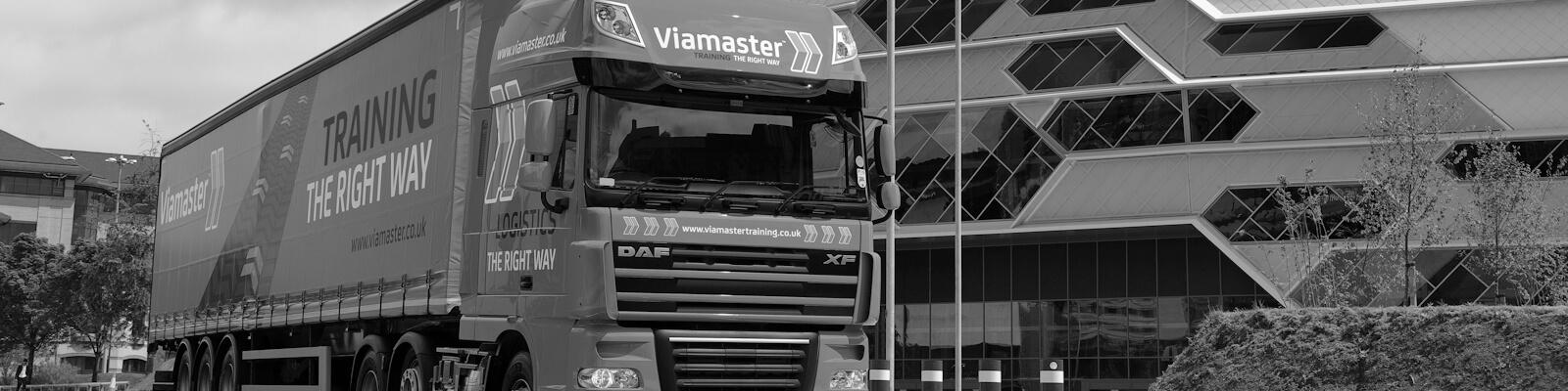 Viamaster Training lorry
