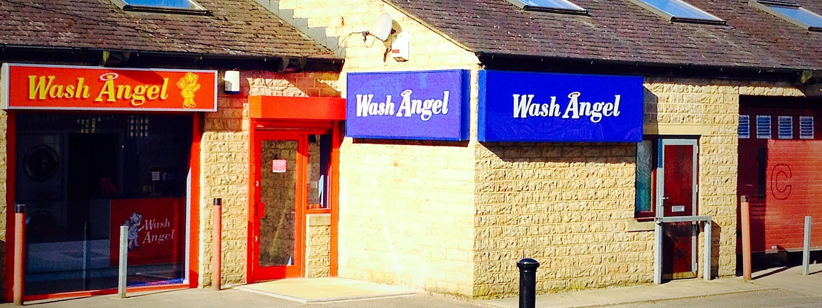 Welcome to Wash Angel