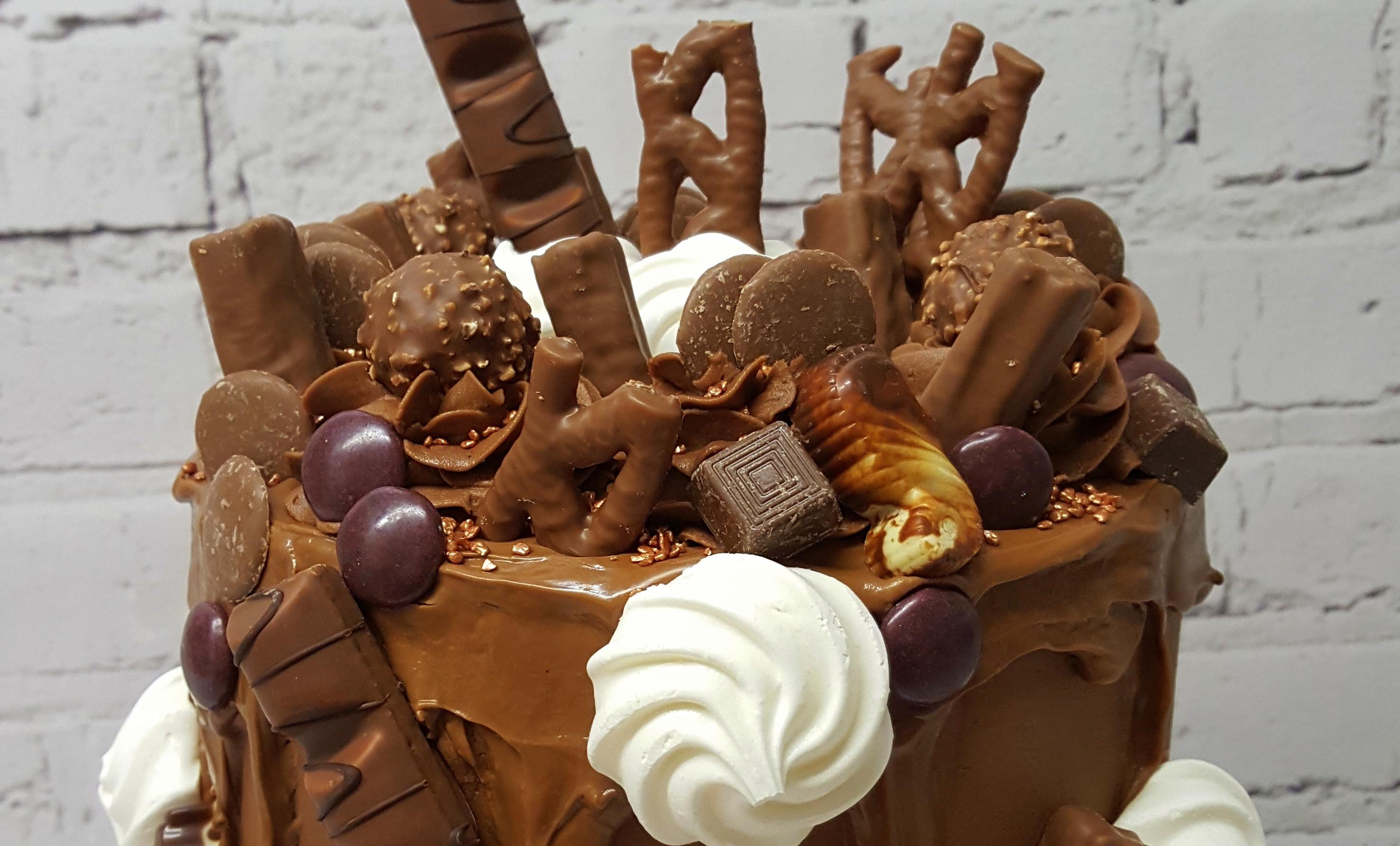 Exquisite Cake Flavours
