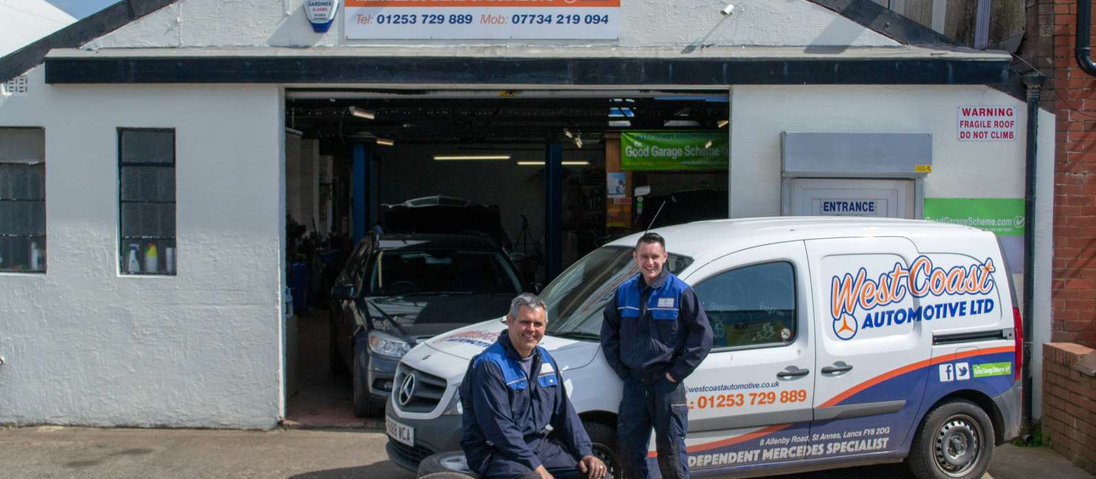 West Coast Automotive Ltd