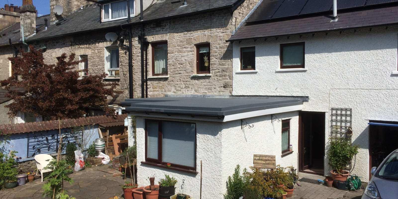 Flat Roofing Cumbria