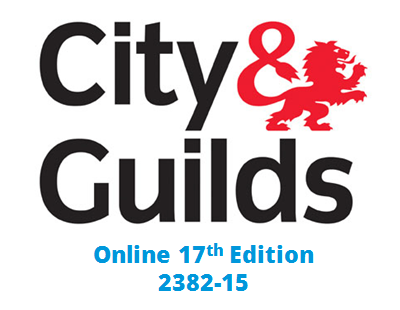 City Guilds 17th Edition Logo