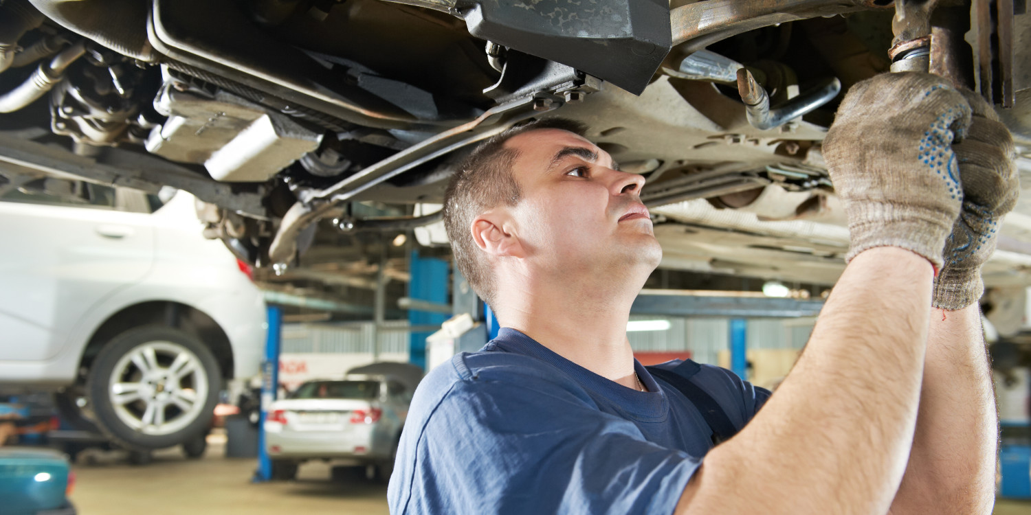 Garage Services in Worksop