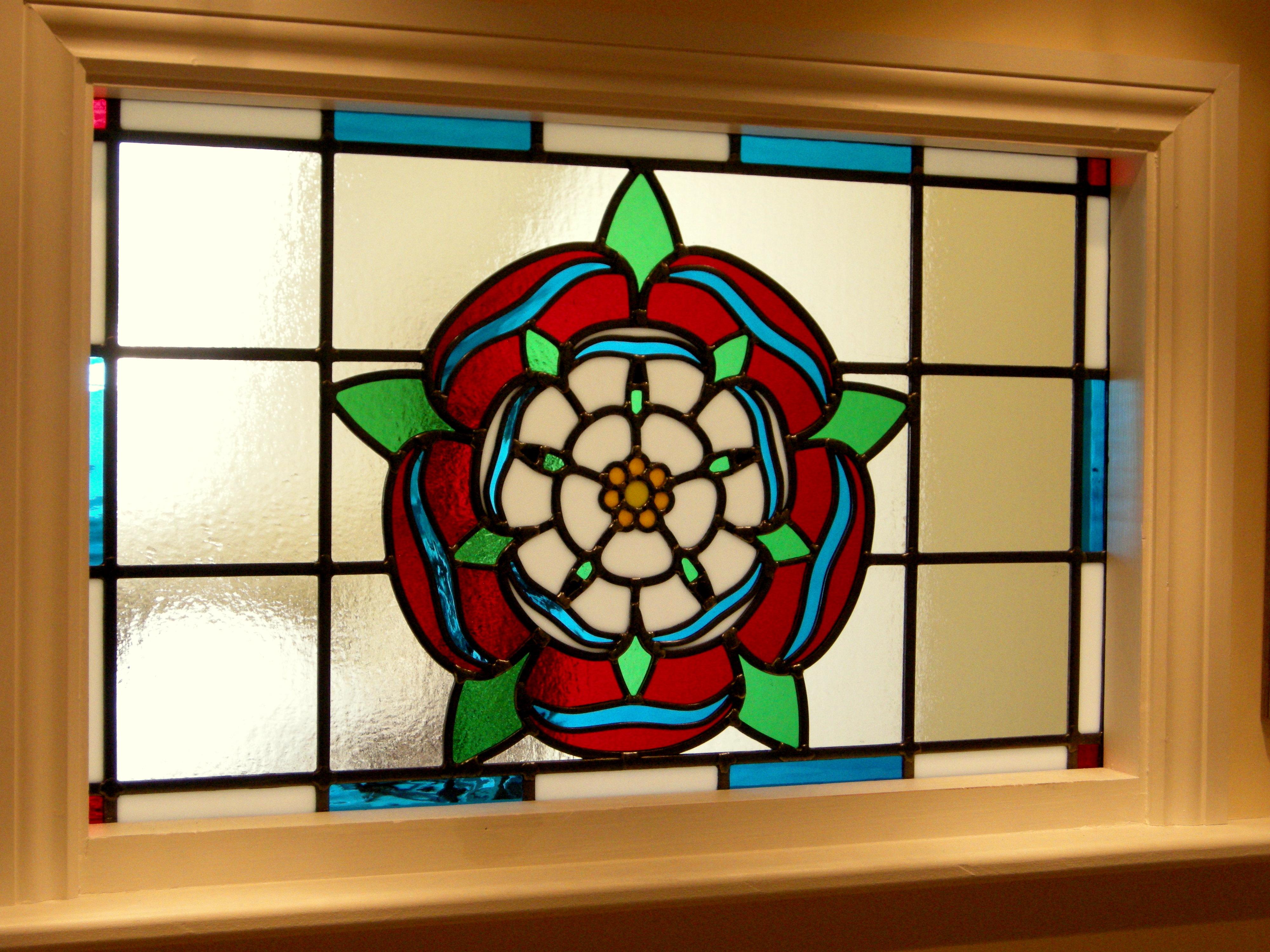 Tudor Rose Panel