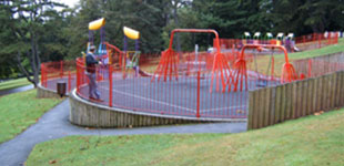 Playground Construction & Maintenance