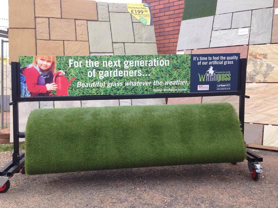 Witchgrass Artificial Grass