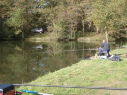 Wyre Parks Fishery