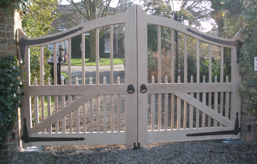 Bespoke Gates in Yorkshire