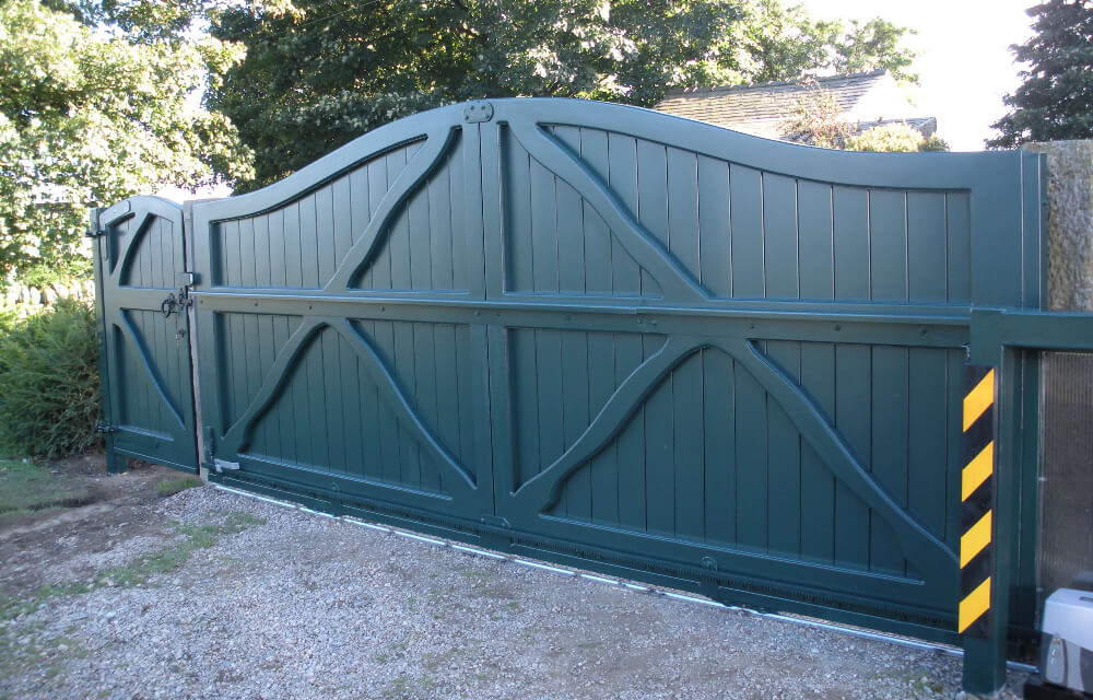 Fully Custom Sliding Gates