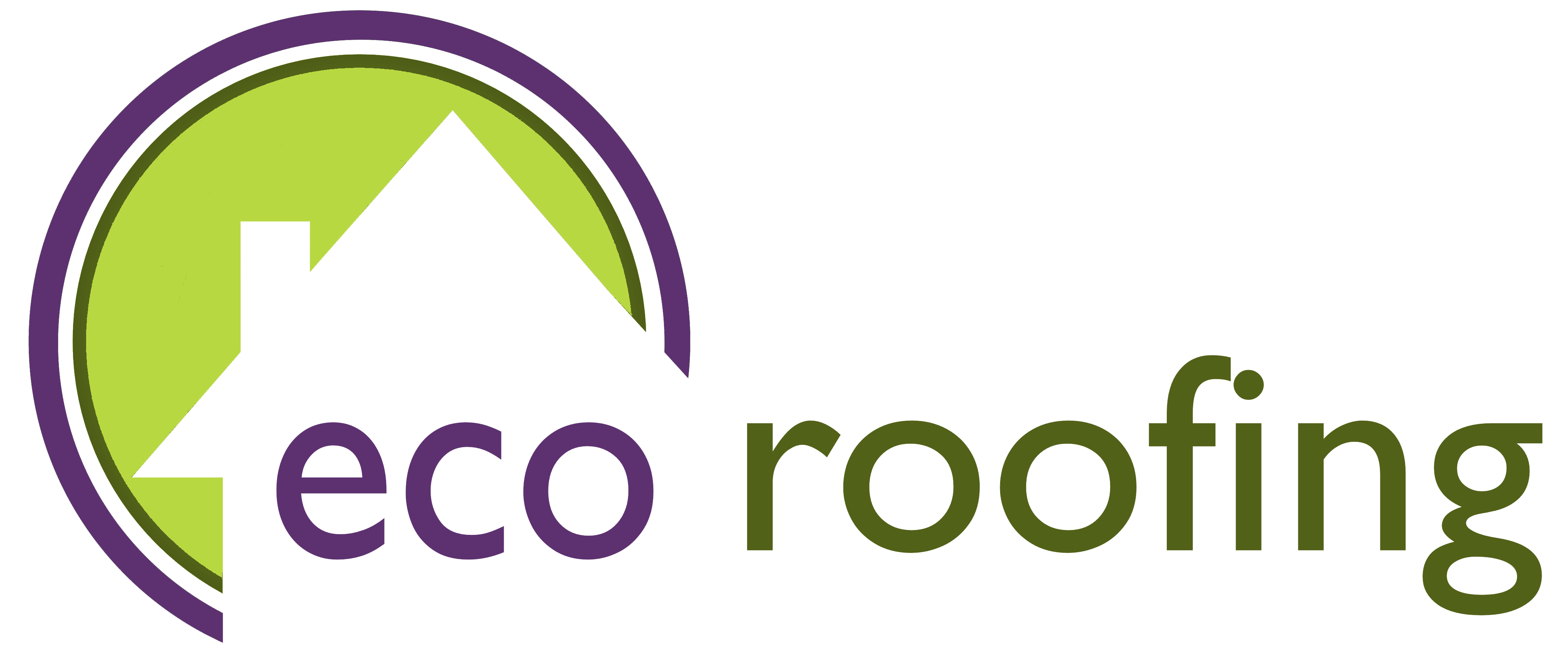 Eco Roofing Logo