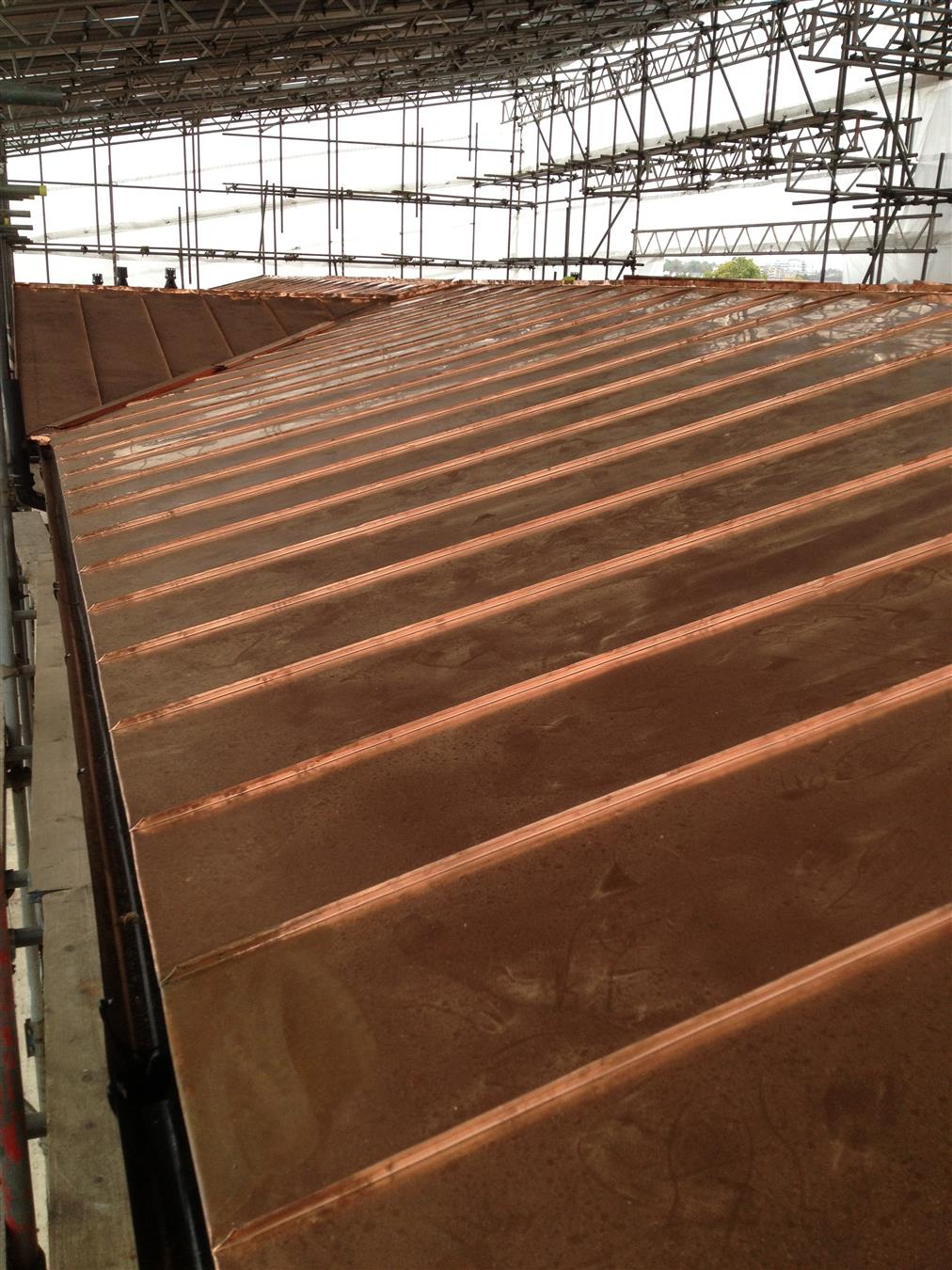 Copper Roofing Services Copper Roofing Surrey Eco
