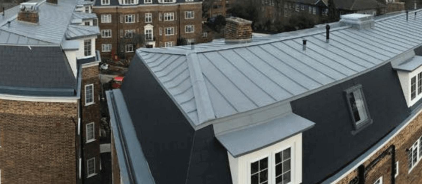 Zinc Roofing Copper Roofing Surrey Sussex London