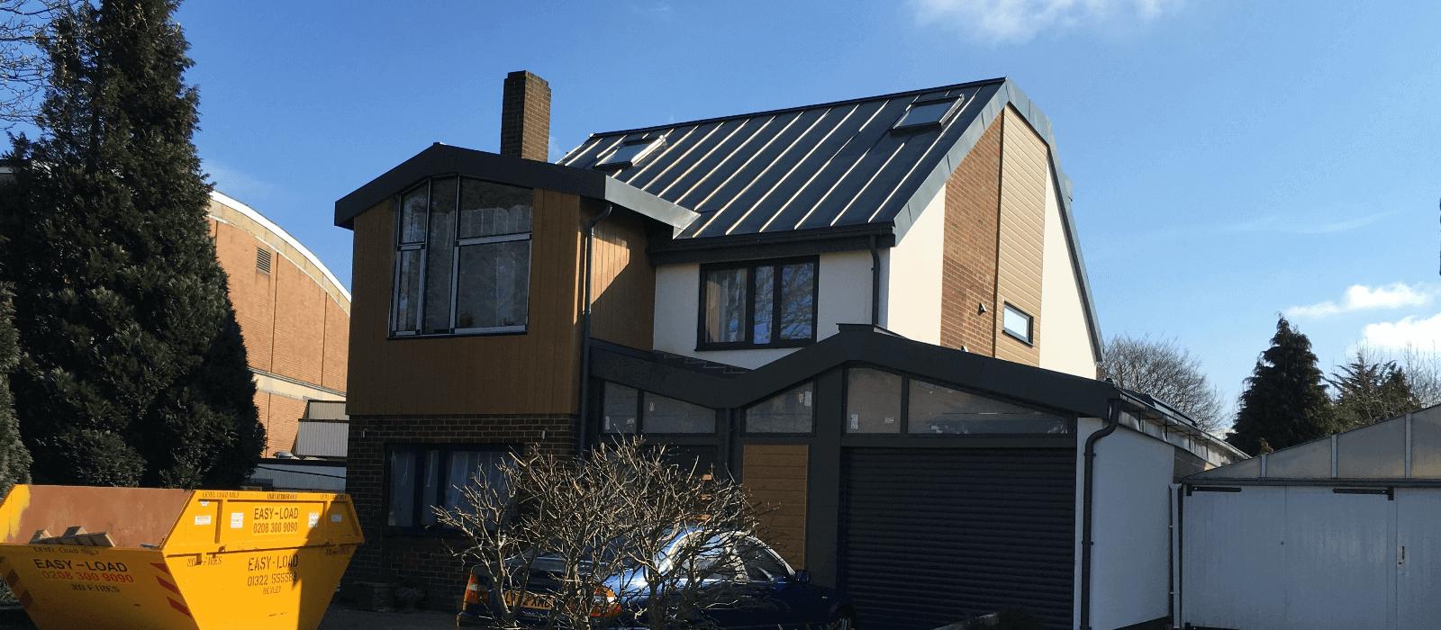 Zinc Roofing In Surrey Sussex London Kent Eco Roofing